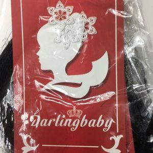 """Darlingbaby Accessories - 20"""" Virgin Hair Extensions"""